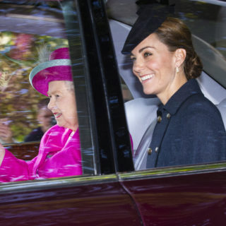 Kate e William in Scozia con la Regina