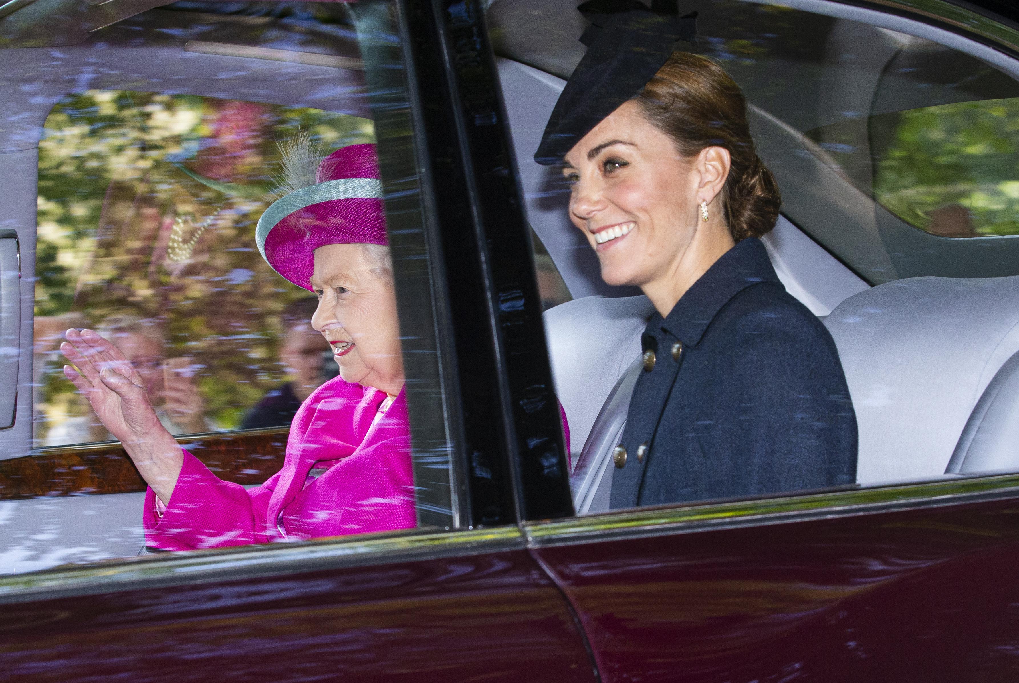 Kate e William in Scozia