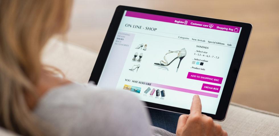lowest price b0f9e a504d Scarpe online, guida per non sbagliare un acquisto | DireDonna