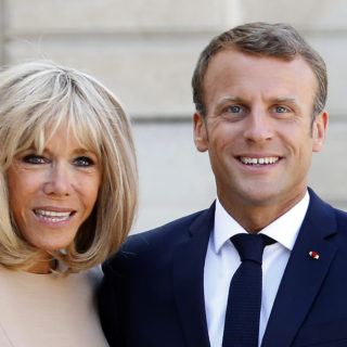 Macron difende la moglie dagli insulti di Bolsonaro