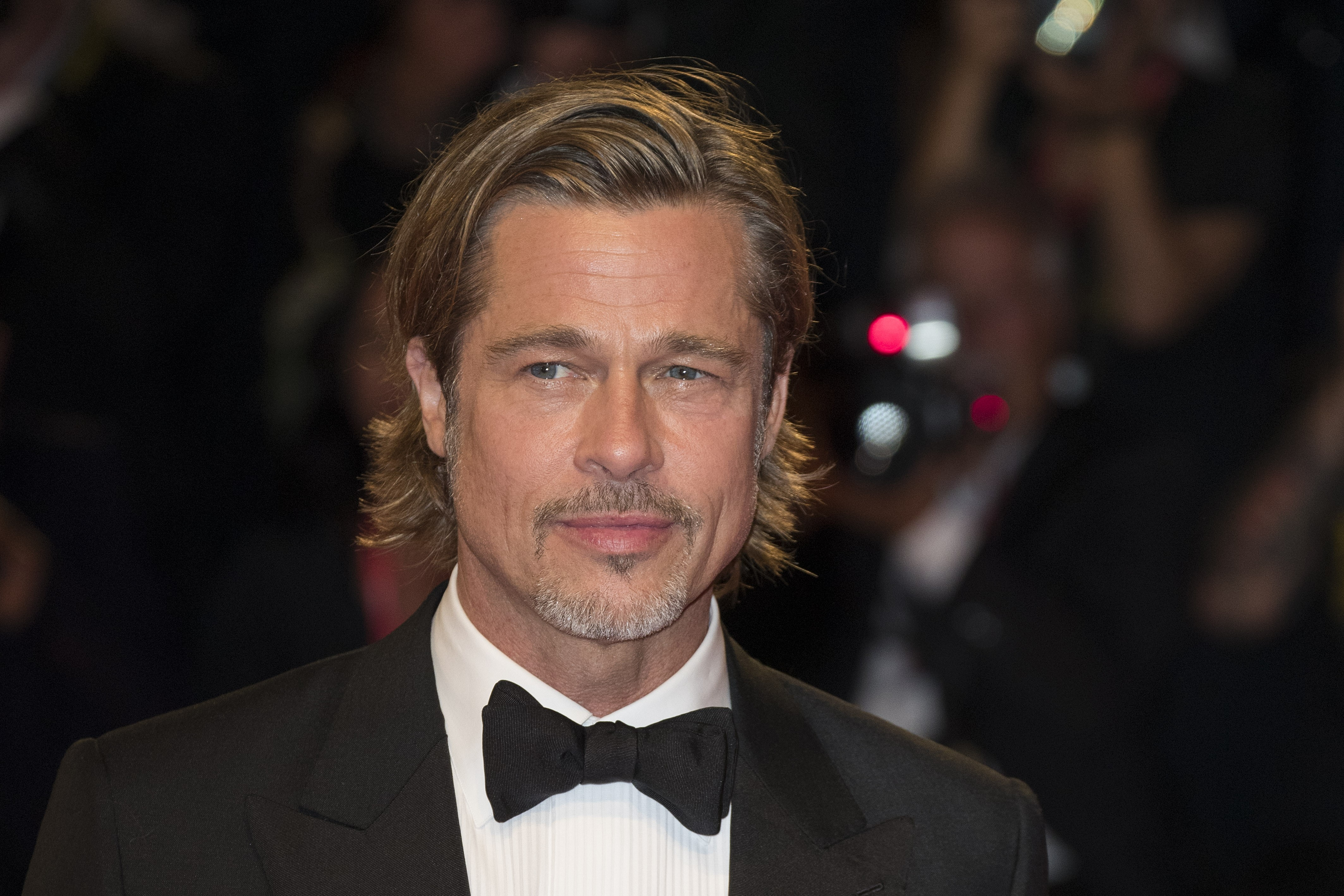 Brad Pitt si confessa a Venezia