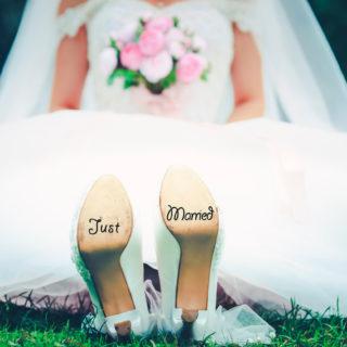 Fashion alert: le scarpe da sposa basse
