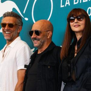 Frecciate tra Monica Bellucci e Vincent Cassel a Venezia 76