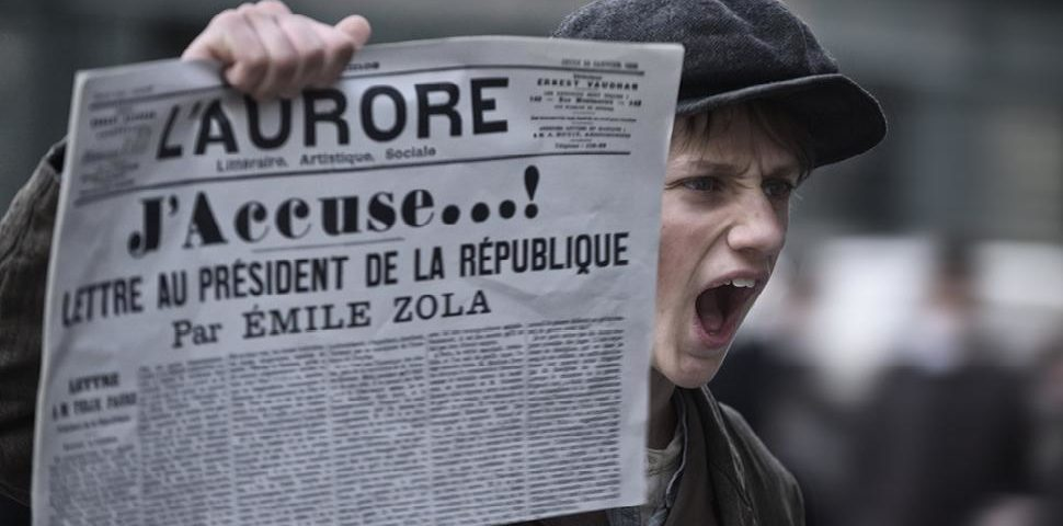 Venezia 76: J'Accuse, la recensione del film di Roman Polański con Louis Garrel