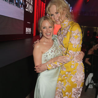 Nicole Kidman e Kylie Minogue: le più belle ai GQ Awards
