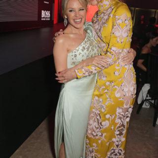 Nicole Kidman e Kylie Minogue: le più belle ai GQ Awards