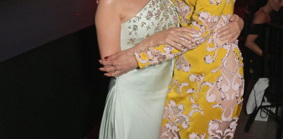 Nicole Kidman e Kylie Minogue risplendono ai GQ Awards 2019