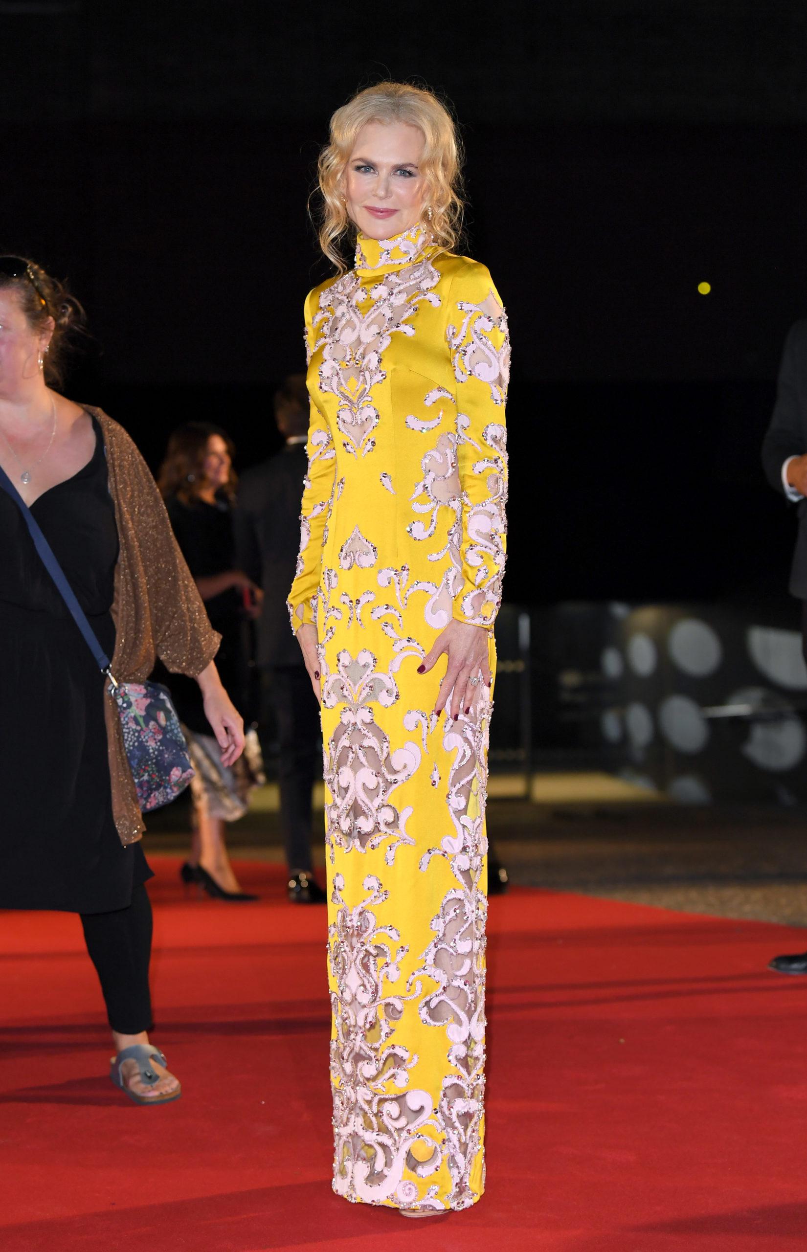 Kylie e Nicole regine del red carpet