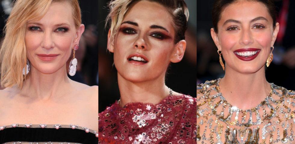 I migliori beauty look della Mostra del Cinema di Venezia 2019
