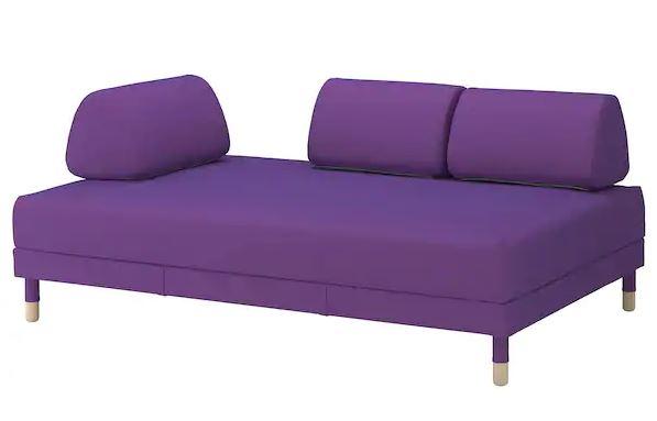 Tavolino Per Mangiare A Letto Ikea.5 Divani Letto Ikea Per Colorare Il Soggiorno Novita 2020