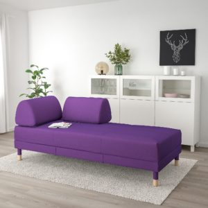 Ikea: 5 nuovi divani letto per il soggiorno