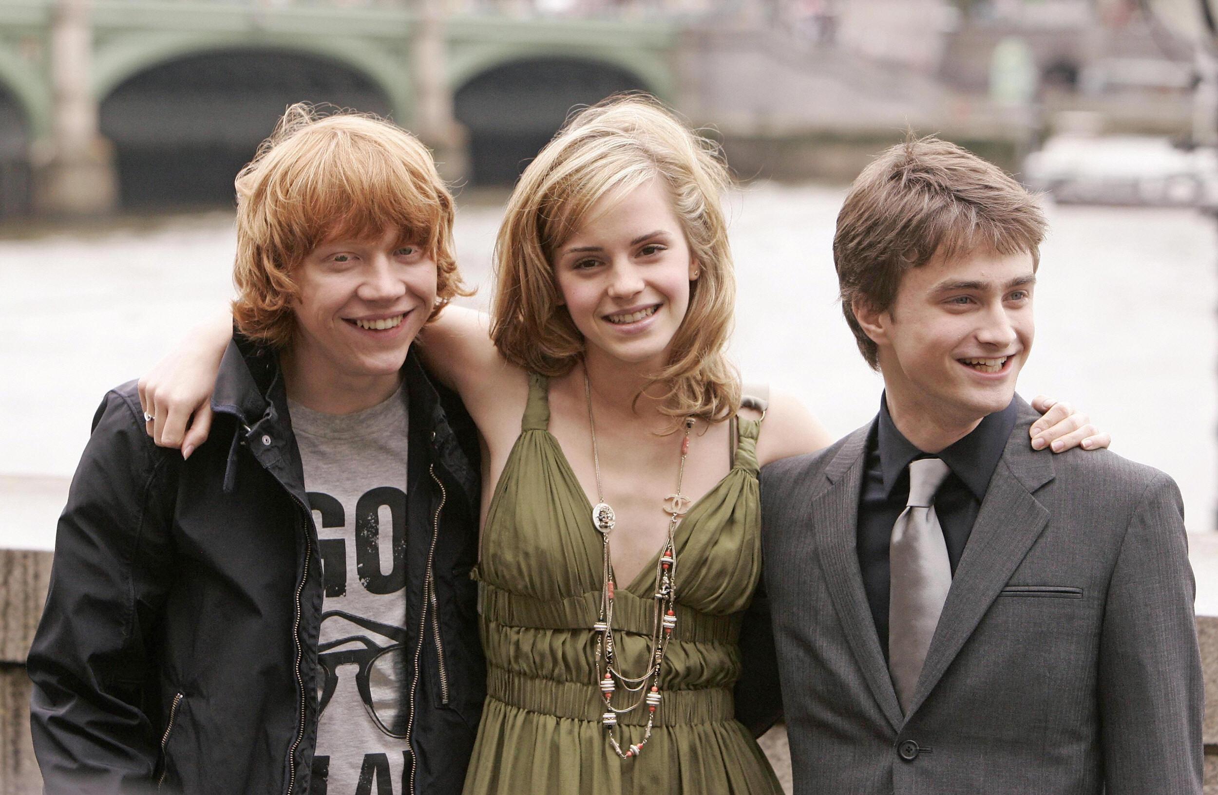 Harry Potter torna al cinema