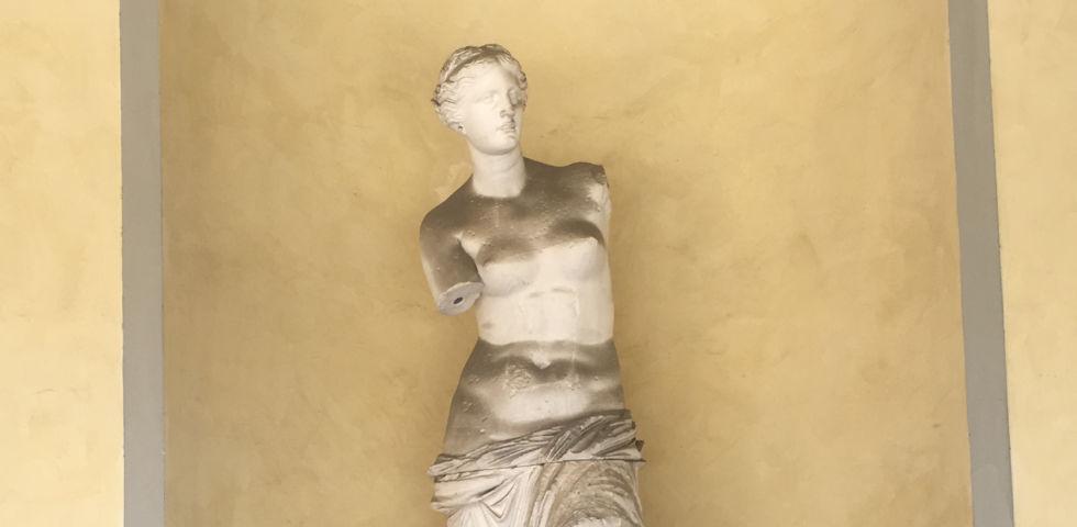 Sanex arriva in Italia con la gara di restauro Libera l'arte