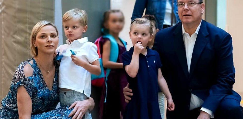 Charlene di Monaco mamma orgogliosa: le nuove foto dei figli