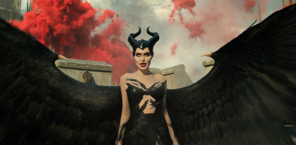 Angelina Jolie e Michelle Pfeiffer a Roma per Maleficent II