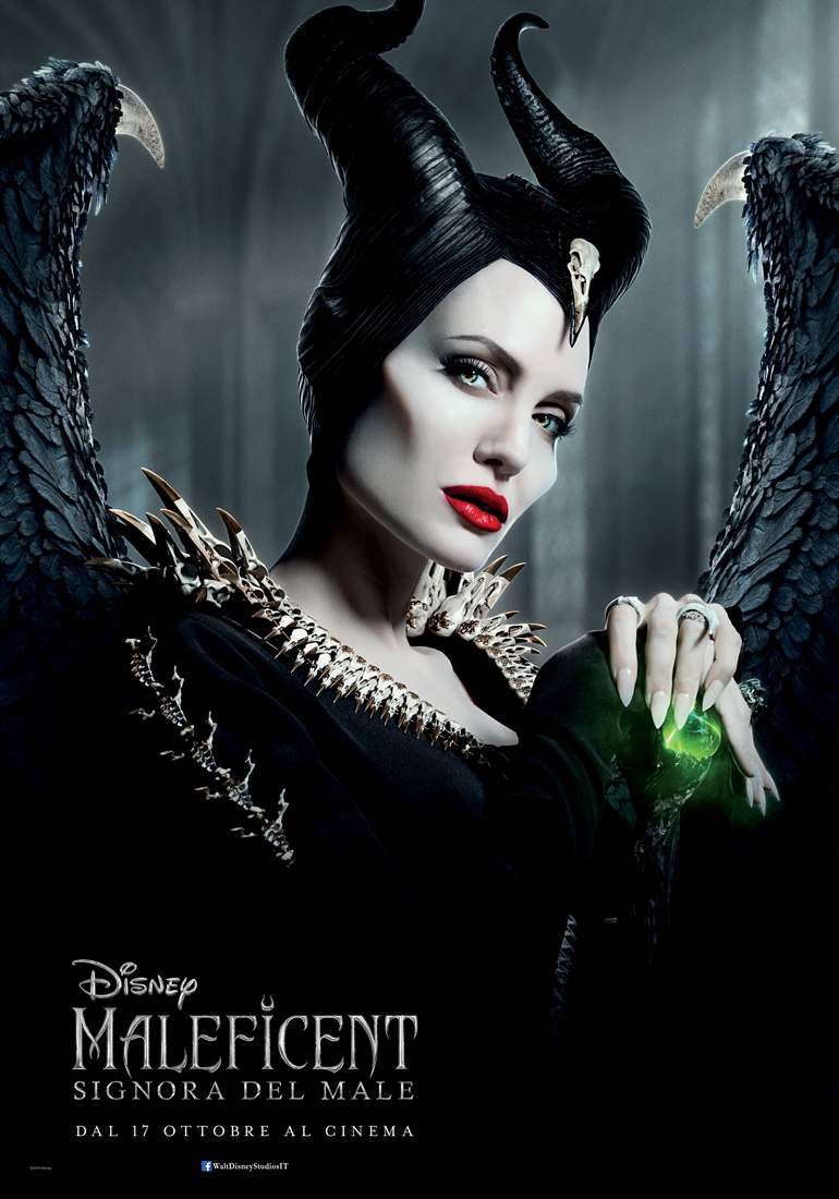 Maleficent II al cinema