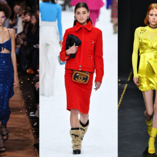 Fashion trend: 7 colori per l'inverno
