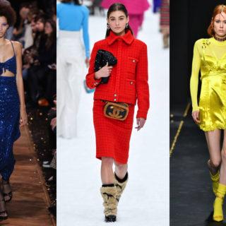 Fashion trend: 7 colori per l'inverno