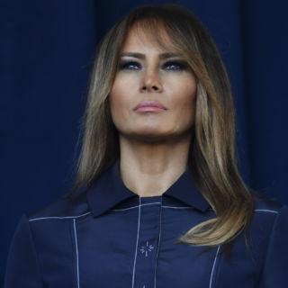 Melania Trump: il look dell'11 settembre sotto accusa