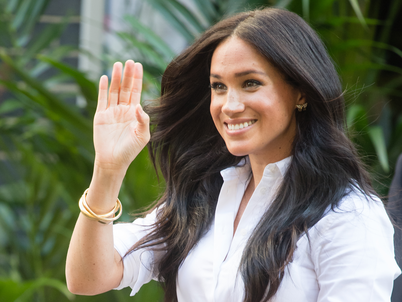 Meghan Markle omaggia ancora Lady Diana