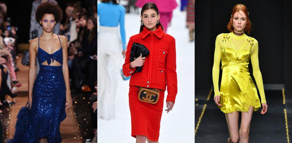 half off f1b90 9926b Colori moda Autunno-Inverno 2019/2020: tendenze e ...