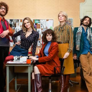 Tutto su Made in Italy, la nuova serie sulla moda italiana