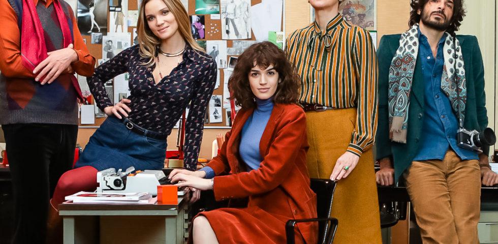 Made in Italy serie TV: cast, uscita, trama, costumi e puntate