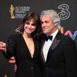 Kasia Smutniak sposa boho-chic in Stella McCartney