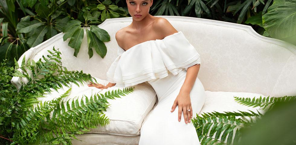 Zac Posen crea una collezione di vestiti da sposa per Pronovias