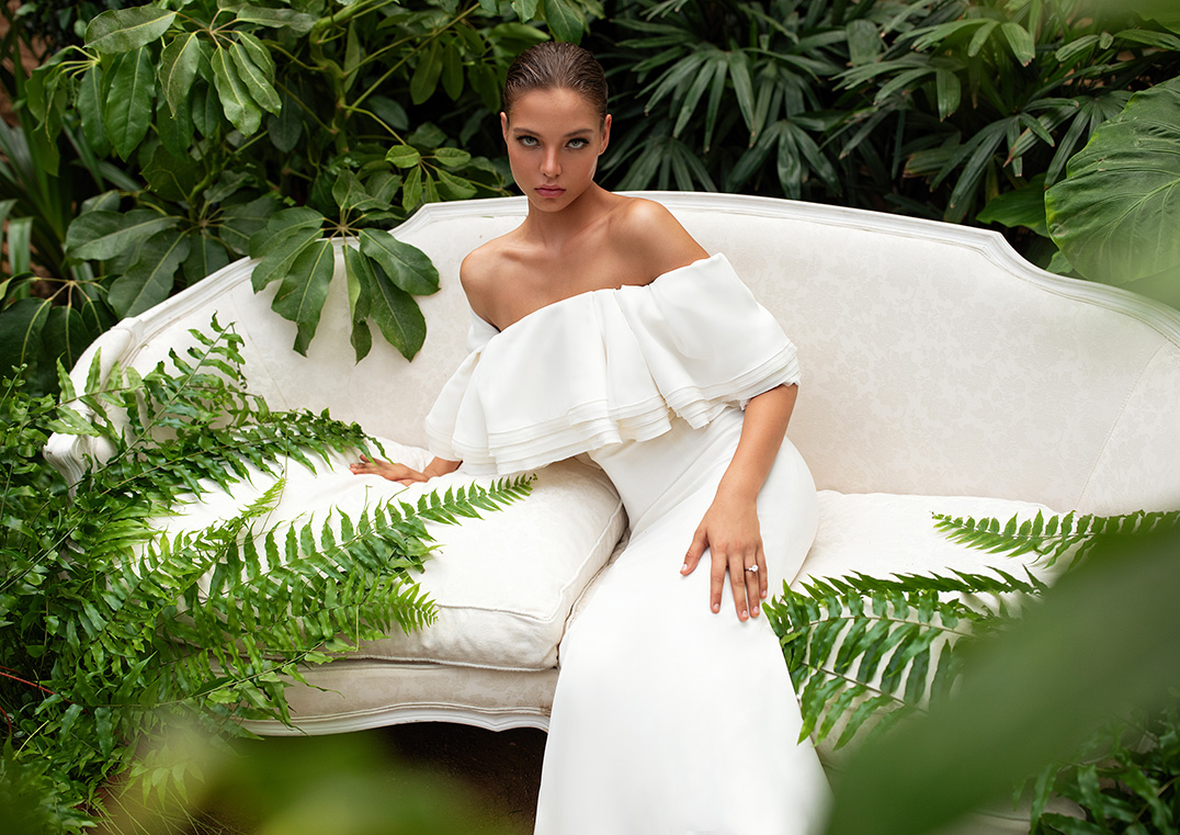 Zac Posen for White One, la collezione dello stilista per il brand del gruppo Pronovias