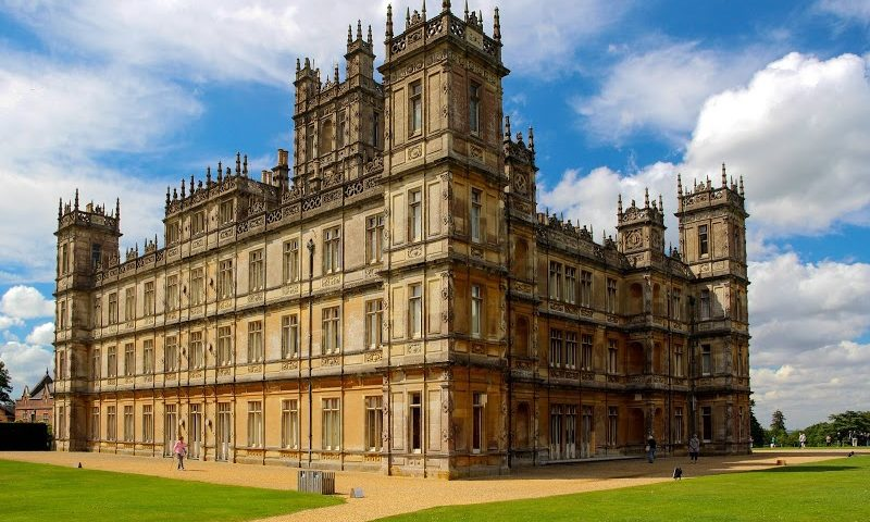 Downton Abbey: come dormire nel castello della serie tv