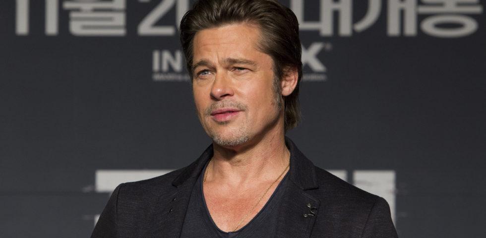 Brad Pitt è un fan delle messe musicali di Kanye West