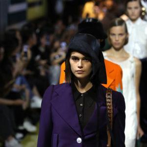 Less is more, la sfilata semplice e sofistica di Prada