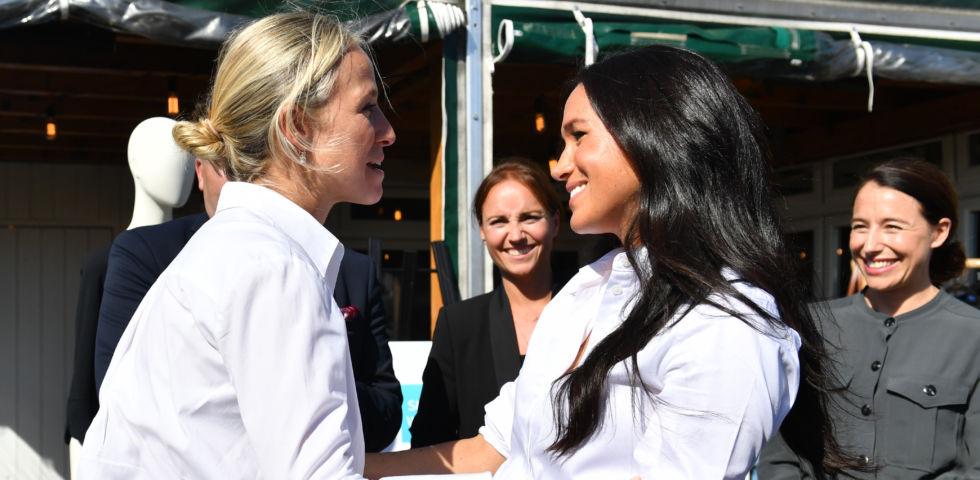Meghan Markle e Harry a Roma nel weekend per il matrimonio di Misha Nonoo