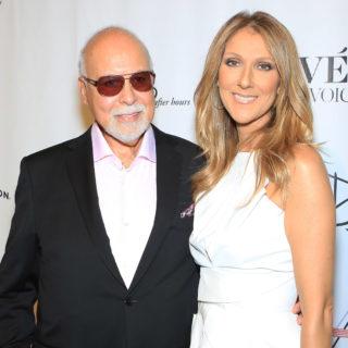 Céline Dion: la dedica al marito morto di cancro