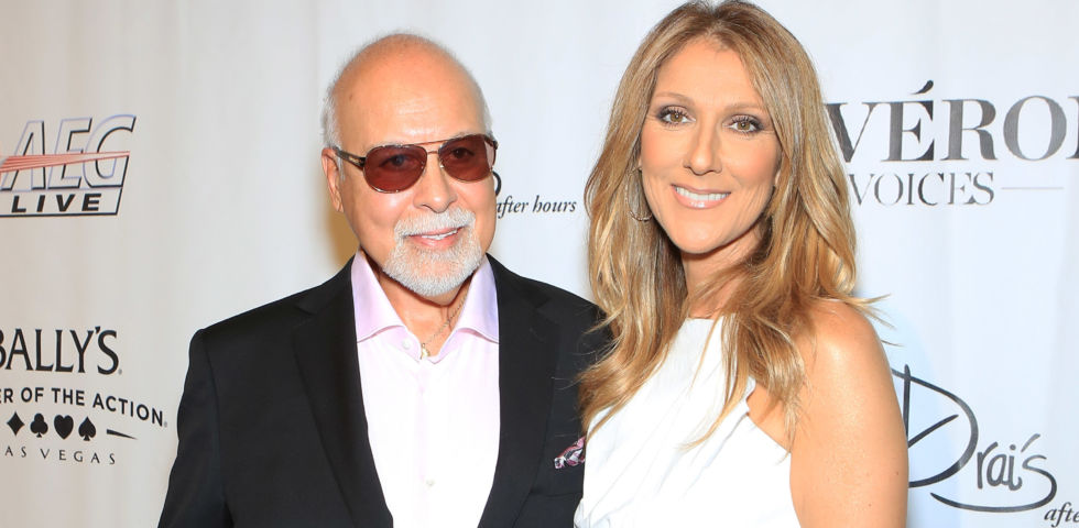 Céline Dion ricorda su Instagram il marito scomparso