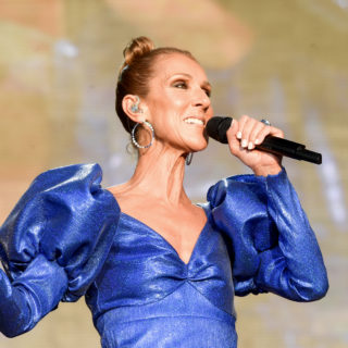 Céline Dion: mi sento sola dopo la morte di mio marito