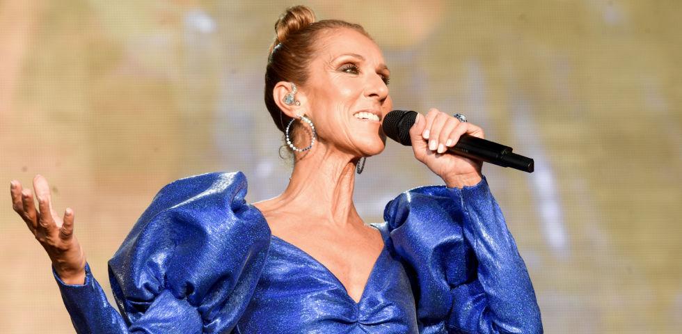 Céline Dion: non sono pronta a un nuovo amore ma mi manca il contatto fisico