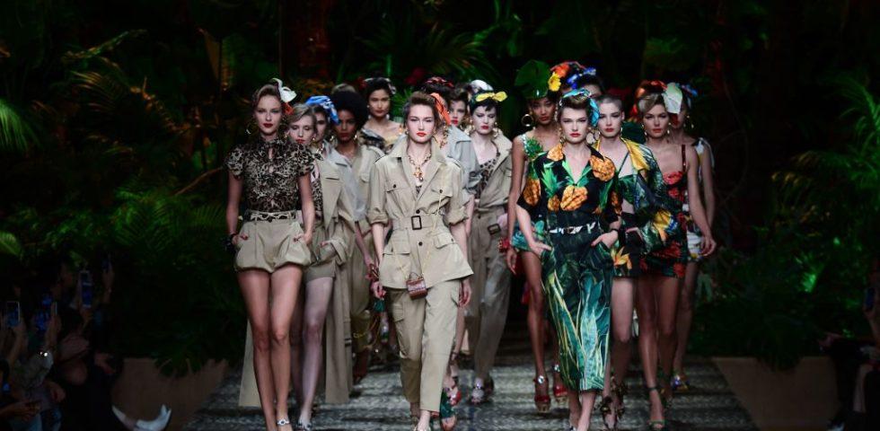 Dolce & Gabbana collezione Primavera-Estate 2020
