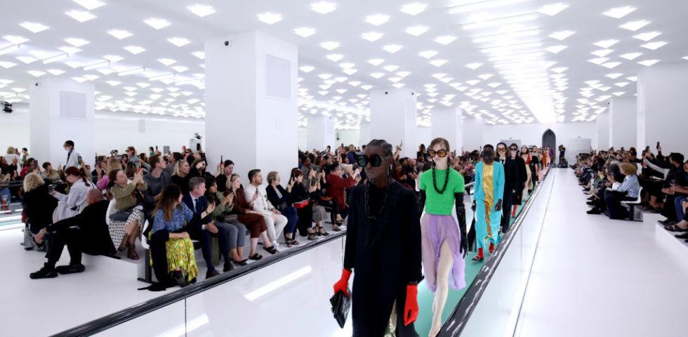 Gucci collezione Primavera-Estate 2020