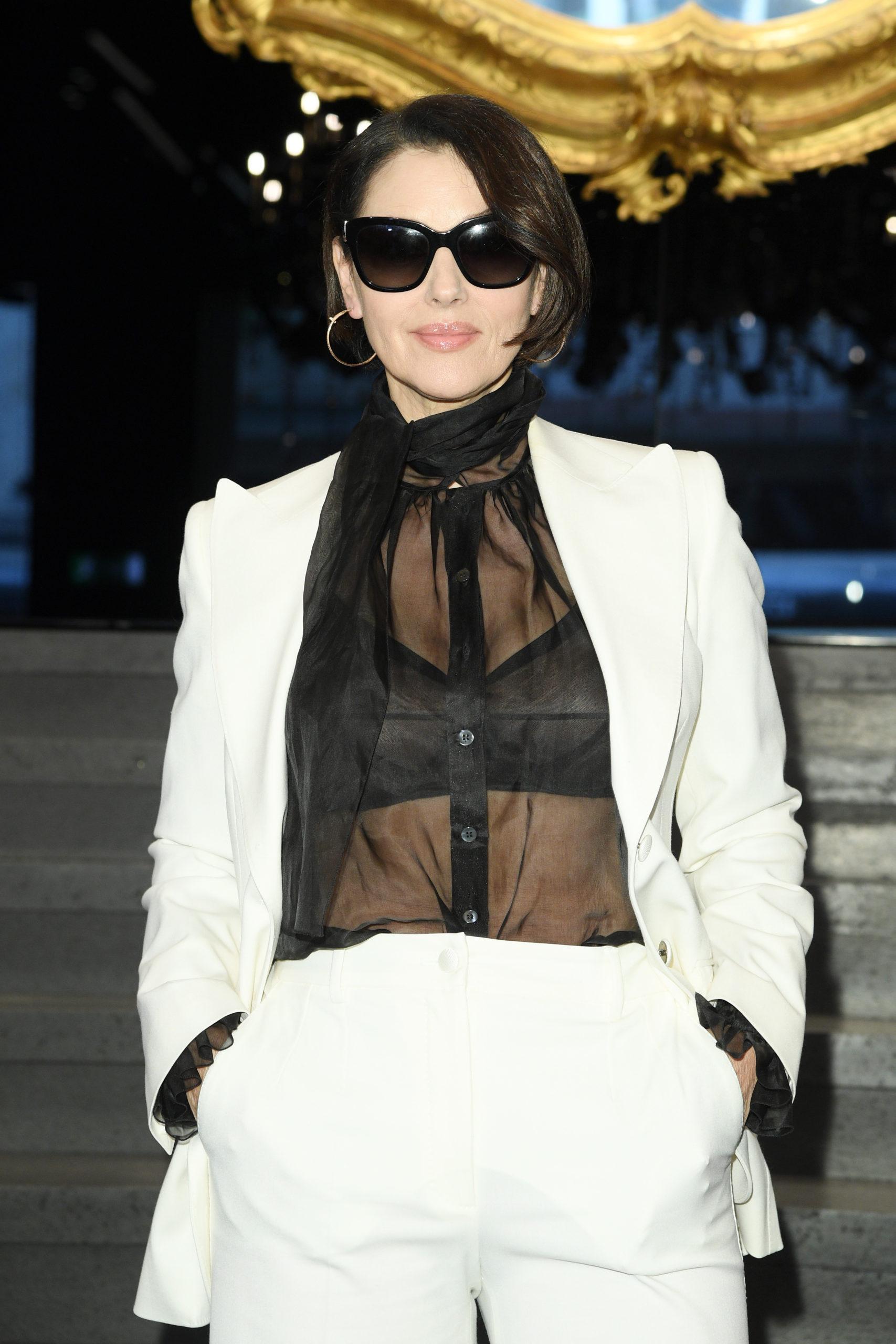 Nuovo look per Monica Bellucci