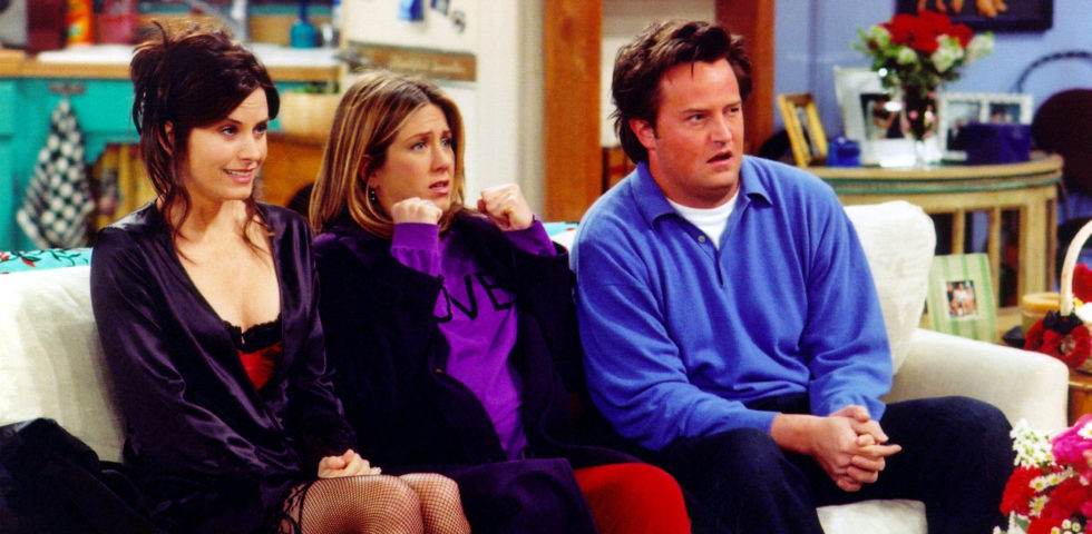 "Matthew Perry di ""Friends"" approda su Instagram"
