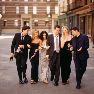 Friends: la reunion è ufficiale