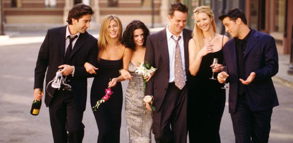 Friends: 10 curiosità sulla serie tv che compie 25 anni