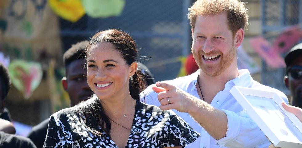 Meghan Markle e il Principe Harry a cena con Jennifer Lopez