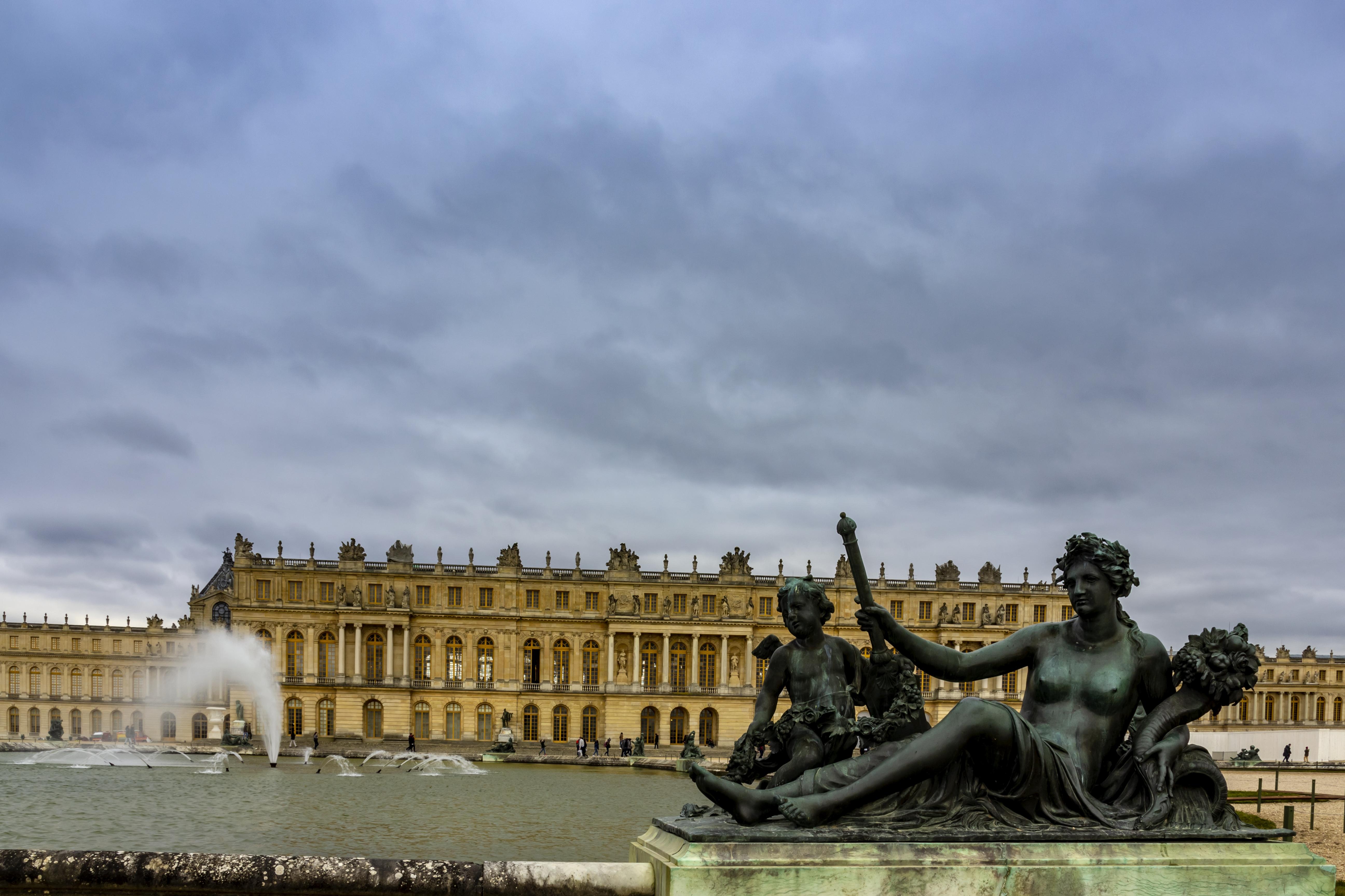 Hotel nella Reggia di Versailles