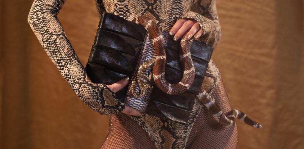 Ecletta, la collezione di borse e accessori dell'inverno 2020