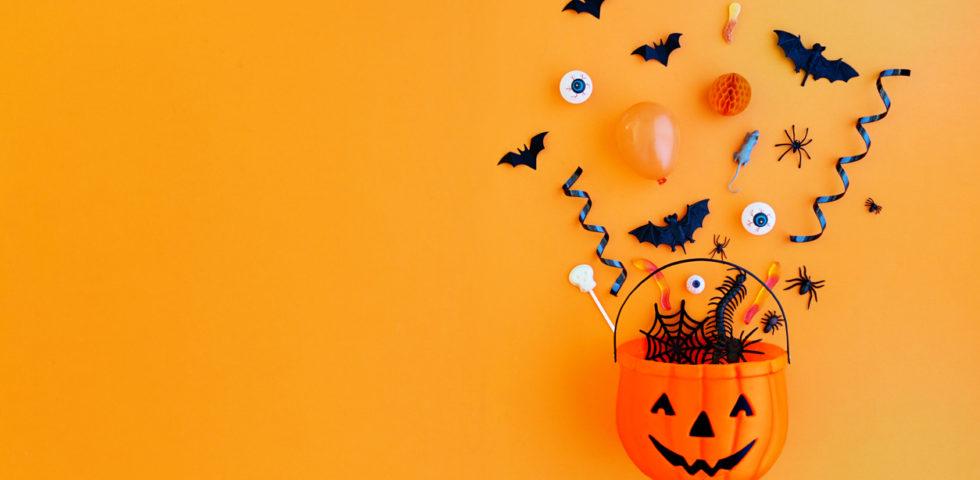 Halloween a Gardaland, Mirabilandia, Rainbow Magicland