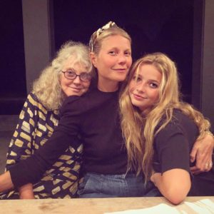 Apple Martin identica a mamma Gwyneth Paltrow