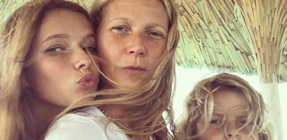 """Gwineth Paltrow: """"Mia figlia mi trova mortificante. Ho fallito come madre"""""""